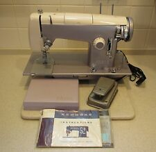 INDUSTRIAL STRENGTH KENMORE 158.523 SEWING MACHINE LOADED COMPLETELY SERVICED