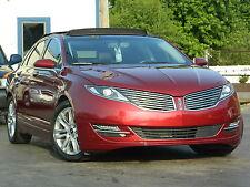 Lincoln: MKZ/Zephyr 4dr Sdn I4 E