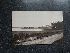 Early Grants series Postcard- Hornsea Mere -East Riding of Yorkshire