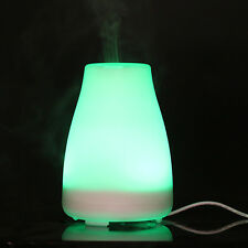 LED Essential Oil Aroma Diffuser Ultrasonic Humidifier Air Aromatherapy Ornate