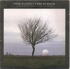 PINK FLOYD - TAKE IT BACK +  ASTRONOMY DOMINE CD SINGLE CARDBOARD 1994 GOOD COND