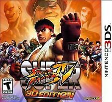 Super Street Fighter IV -- 3D Edition Game Cart Only (Nintendo 3DS, 2011)