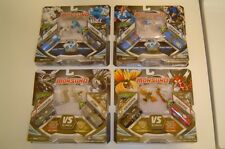 WAVE 3 MONSUNO SET CORE-TECH TEAM PACKS & VS 2-PACKS STINGAPEDE POISONWING