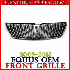 NEW 2009-2013 Hyundai EQUUS FRONT GRILLE W/Camera hole Genuine Part OEM