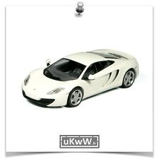 Minichamps 1/43 - McLaren MP4-12C 2011 blanc