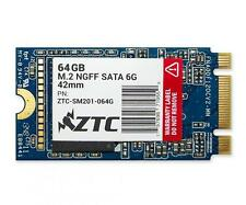 64GB ZTC Armor 42mm m. 2 NGFF 6g SSD Solid State Disk-TZC-SM201 - 064G