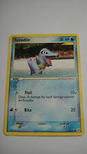 POKEMON CARD EX HIDDEN LEGENDS TOTODILE 79/101 L@@K