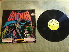 BATMAN  #8155  record album LP