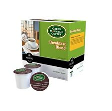 New Keurig Coffee Beans Roasted Green Mountain Breakfast Blend (108 K-Cups/Case)