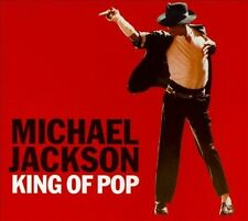 King of Pop by Michael Jackson (CD, Aug-2009, 2 Discs, Sony Music Entertainment