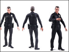 Terminator 2 Judgment Day T-1000 Galleria Mall Statue Model Action Figures Toy