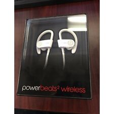 Beats by Dr. Dre Powerbeats 2 Wireless Ear Hook Sport Bluetooth Headphones White
