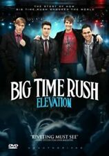 BIG TIME RUSH ELEVATION DVD