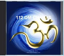 112 OM Chants CD with Deep Theta Binaural Beats for Pineal Gland Activation