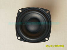 "3"" inch 25W Hi-Fi Subwoofer Speaker Audio Bass Loudspeaker 4ohm / 8ohm - Square"