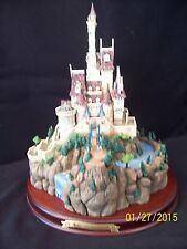 WDCC: Enchanted Places: Beauty & the Beast: The Beast's Castle (MIB/COA)