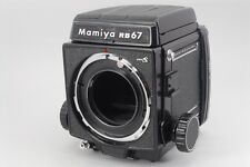 【N MINT】 Mamiya RB67 Pro S Medium Format Camera Body 120 Back From Japan #1496