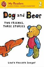Dog and Bear: Two Friends, Three Stories (My Readers)