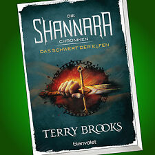 DIE SHANNARA CHRONIKEN (Band 1) | DAS SCHWERT DER ELFEN | TERRY BROOKS (Buch)
