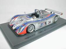Reynard 01Q #36, Barbour 2001 Le Mans Racing Cars, Spark SCYD06  Resin  1/43