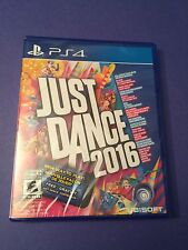 Just Dance 2016 for PS4 NEW