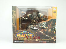 WOW World of Warcraft 9inchses Tauren Hunter-Korg Highmountain Action Figures