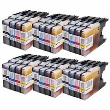 24 PK LC75 LC79 Ink Cartridges 6-Set For Brother MFC-J430w MFC-J825DW MFC-J835W