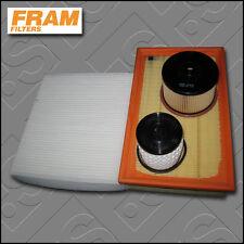 SERVICE KIT VOLVO V50 2.0 D DIESEL FRAM OIL AIR CABIN FUEL FILTERS (2004-2007)