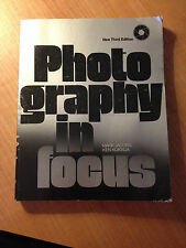 Photography in Focus by Ken Kokrda and Mark Jacobs (1985, Paperback, S#4549