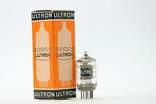 5654 TUBE. ULTRON BRAND. NOS/NIB. CRYOTREATED. CH11V19F030615.