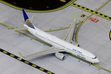 GEMINI JETS UNITED AIRLINES ECO SKIES BOEING 737-900(S) 1:400 DIE-CAST GJUAL1458