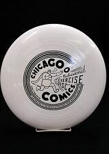 "Chicago Comics Exclusive CHRIS WARE ""Professional Exercise Disc""! Frisbee-esque"