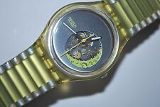 1998 Vintage Swatch Watch GK-408 SPOK Men's Ladies Swiss Quartz Classic Plastic