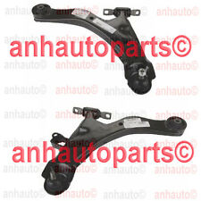 OEM Left + Right Front Lower Control Arms w/ Ball Joint Set fits Hyundai Tiburon