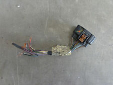 Windshield Wiper Motor Wire Harness 08 09 10 Ford Focus SE 4DR 4 Cly Black OEM