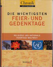 Die wichtigsten Feier-und Gedenktage Religiöse & nationale Feiertage   OVP NEU