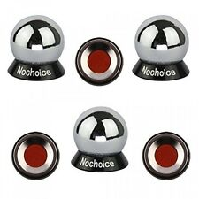 Nochoice Magnetic Car Mount Cell for Phones Big Angle Black (3 Magnets + 3