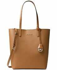MICHAEL MICHAEL KORS HAYLEY ACORN LARGE CONVERTIBLE TOTE BAG