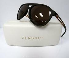 Authentic VERSACE mod.4312 5175/73 60 15 145 3N Green Sunglasses New#P4