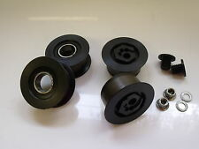 DUCATI 749 999 OEM CAM BELT TENSIONER PULLEYS WHEELS X 4