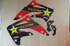 FX TEAM  ROCKSTAR  GRAPHICS  HONDA CR85R   CR85