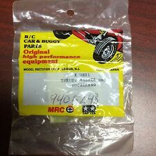 Vintage MRC Tamiya RC Car Parts X9821 Thrust Washer Bag Boomerang