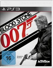 Playstation 3 James Bond BLOOD STONE * Deutsch * Sehr guter Zustand