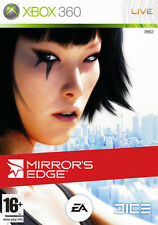 Mirrors Edge XBox 360 *Used in Good Condition*