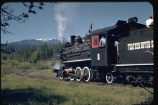 351074 FRSL RR 2 6 2 8 Logging Rod Locomotive 1960 A4 Photo Print