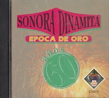 Sonora Dinamita Epoca De Oro 60 Anos CD New No Plastic Cover