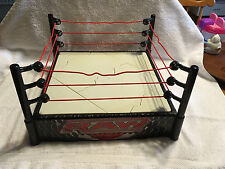 WWE Wrestling Mattel FlexForce BREAKDOWN BRAWL RING tna raw nxt wwf jakks hasbro