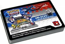 10x Pokemon XY BASE Code Cards for Pokemon TCG Online Booster Packs