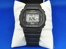 CASIO G-SHOCK GW-5000-1JF Solar Multiband 6 Watch Japan Model GW-5000-1 New