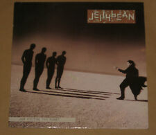 JELLYBEAN LP JUST VISITING THIS PLANET +INNER VGC+ UK PRESSING CHR1569